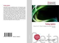 Tofaş Şahin kitap kapağı