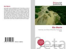 Bookcover of Río Marín