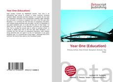 Обложка Year One (Education)