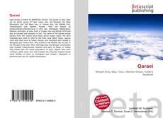 Capa do livro de Qaraei