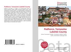 Bookcover of Podhorce, Tomaszów Lubelski County