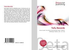 Bookcover of Tofu Records