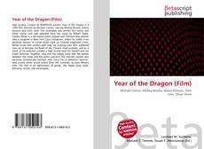 Copertina di Year of the Dragon (Film)