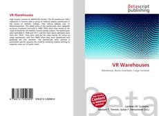 Bookcover of VR Warehouses