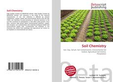 Bookcover of Soil Chemistry