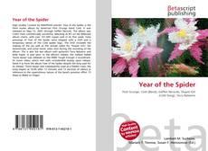 Capa do livro de Year of the Spider