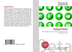 Buchcover von Qapqal News