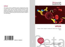 Bookcover of VPS39