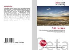 Couverture de Soil Horizon