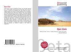 Capa do livro de Qari Zain