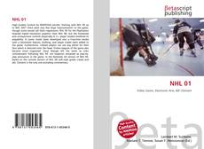 Bookcover of NHL 01