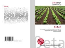 Bookcover of Soil pH