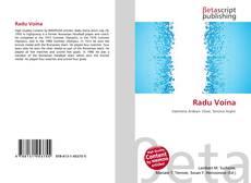 Bookcover of Radu Voina