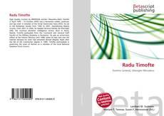 Bookcover of Radu Timofte
