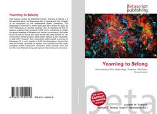 Bookcover of Yearning to Belong