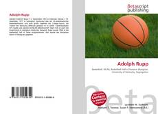 Bookcover of Adolph Rupp