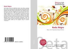 Bookcover of Radu Negru