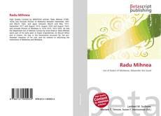 Bookcover of Radu Mihnea