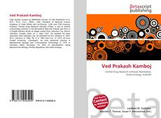 Обложка Ved Prakash Kamboj