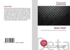 Bookcover of Qatar Steel