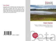 Bookcover of Cors Caron