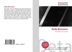Bookcover of Radu Berceanu