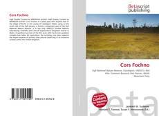 Bookcover of Cors Fochno