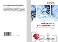 Portada del libro de Microprocessor Development Board