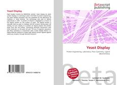 Bookcover of Yeast Display