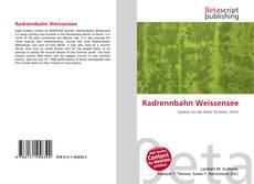 Bookcover of Radrennbahn Weissensee