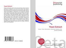 Copertina di Yeast Extract