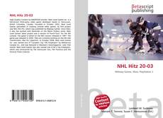 Bookcover of NHL Hitz 20-03