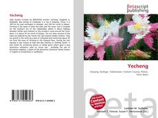 Bookcover of Yecheng