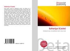 Bookcover of Sahariya (Caste)