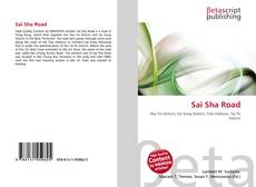 Bookcover of Sai Sha Road
