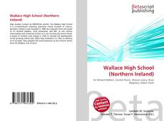 Portada del libro de Wallace High School (Northern Ireland)