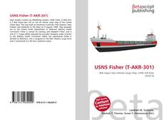 Bookcover of USNS Fisher (T-AKR-301)