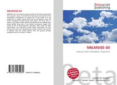 Bookcover of NRLMSISE-00