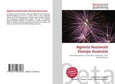 Agenzia Nazionale Stampa Associata kitap kapağı