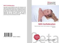 Bookcover of NHS Confederation