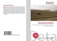 Bookcover of Seaweed Fertiliser