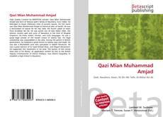Bookcover of Qazi Mian Muhammad Amjad