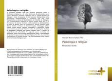Capa do livro de Psicologia e religião