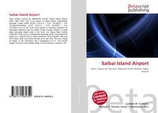 Bookcover of Saibai Island Airport