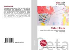 Buchcover von Vickery Creek