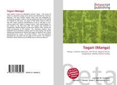 Bookcover of Togari (Manga)