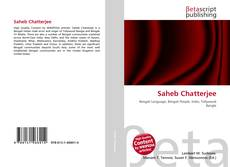 Bookcover of Saheb Chatterjee