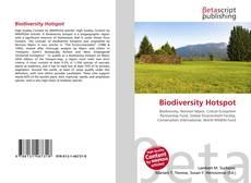 Bookcover of Biodiversity Hotspot