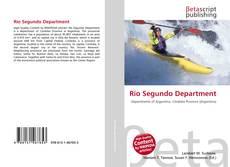 Copertina di Río Segundo Department