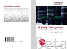 Capa do livro de Biosafety Clearing-House